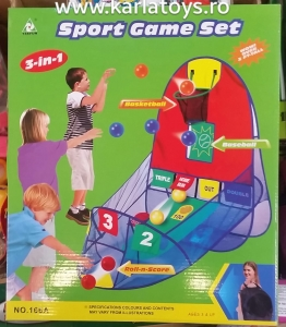 Sport Game set 3 in 10