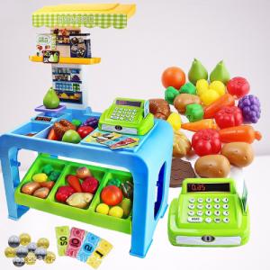 Supermarket Copii cu Accesorii - Set Magazin de Jucarie cu Accesorii1