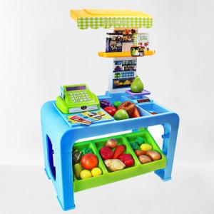 Supermarket Copii cu Accesorii - Set Magazin de Jucarie cu Accesorii0