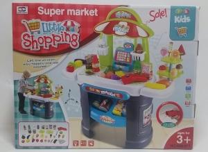 Supermarket pentru copii Little Shopping4