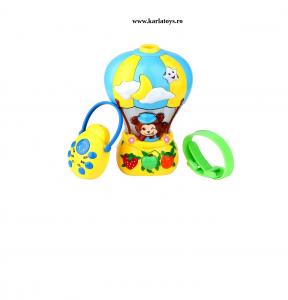 Proiector pentru copii Balonul Maimutica3