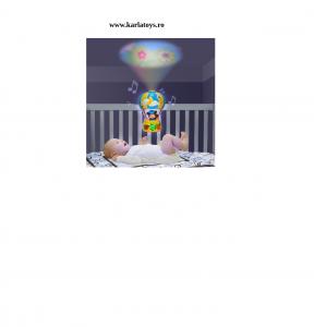 Proiector pentru copii Balonul Maimutica4