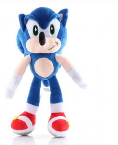 Jucarie de Plus Super Sonic - Jucarie de plus Sonic Hedgehog1