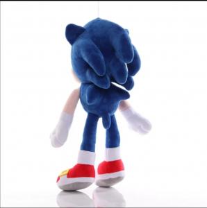 Jucarie de Plus Super Sonic - Jucarie de plus Sonic Hedgehog3
