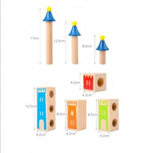 Joc Logica Constructie Castel 3D4