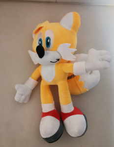 Set 6 buc Jucarii de plus Super Sonic - Set Plusuri Sonic Hedgehog6