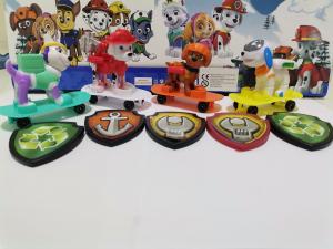 Set 4 figurine Patrula Catelusilor - Personaje din Patrula Catelusilor4