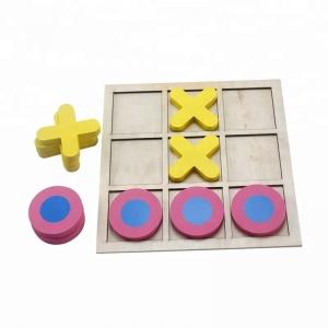 Joc din lemn x si o pentru copii0