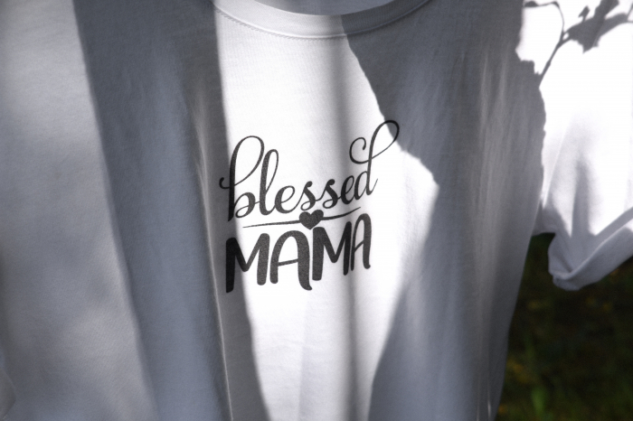Tricou Blessed Mama 0