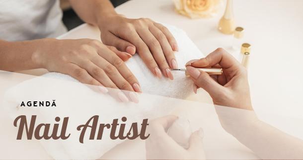 Agenda Nail Artist