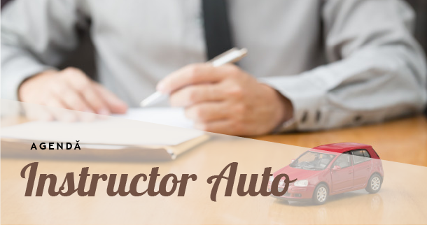 Agenda instructor auto