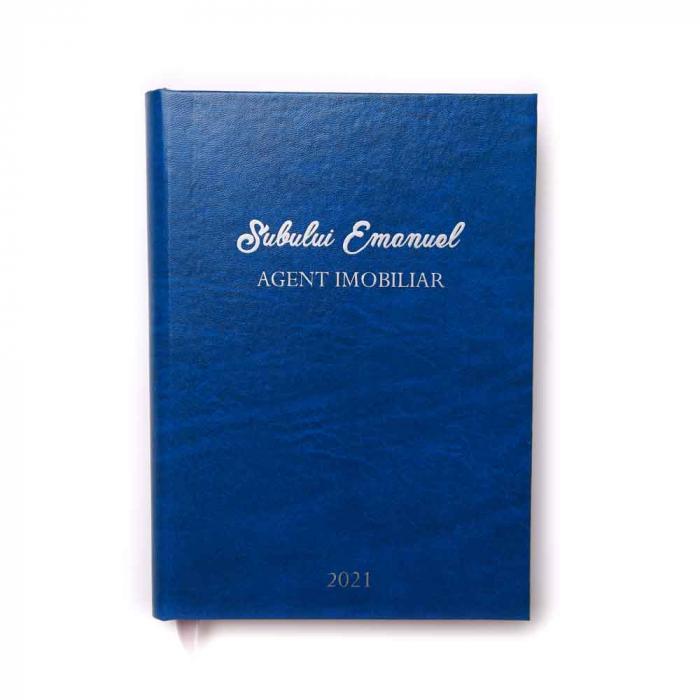 AGENDA A5 ELECTRIC BLUE SAPTAMANALA [3]
