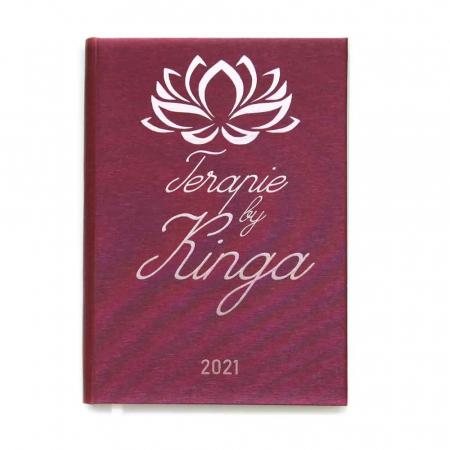 AGENDA A5 MAGIC PURPLE SAPTAMANALA [0]