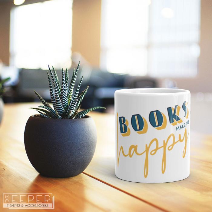 "Cana - ""Books make me happy"" [0]"