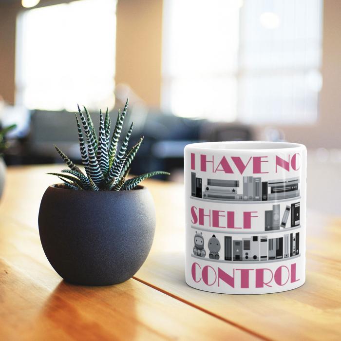"""Cana - """"I have no shelf control"""" 0"""