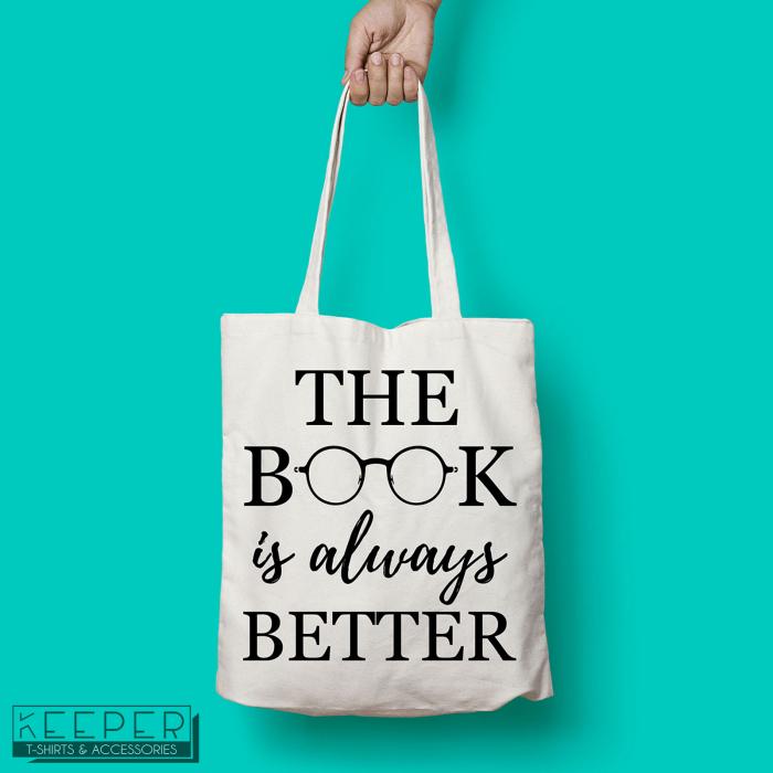 """Traistuta - """"The book is always better"""" [0]"""
