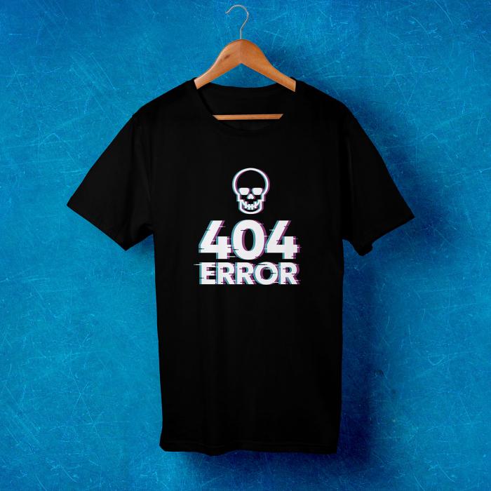 Tricou barbati - 404 error 0