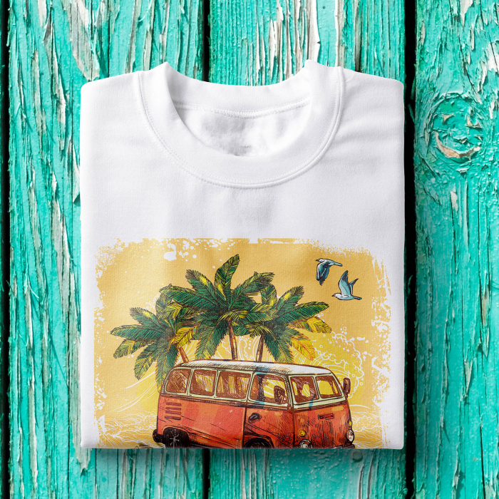 Tricou barbati - Summer good vibes 1
