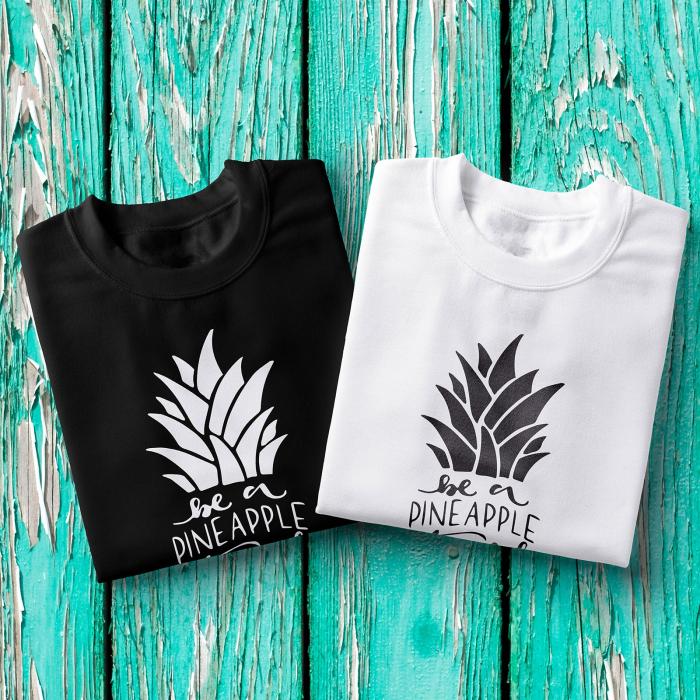 Tricou femei - Be a pineapple 1