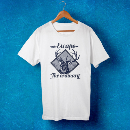 Tricou barbati - Escape the ordinary0