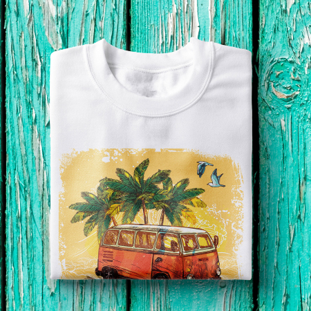 Tricou barbati - Summer good vibes1