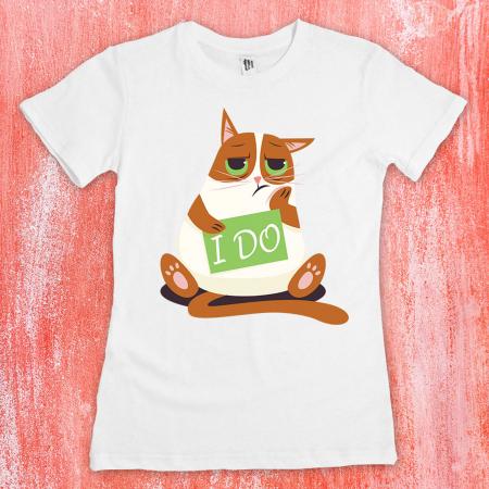 """Set tricouri cuplu - """"I do""""1"""