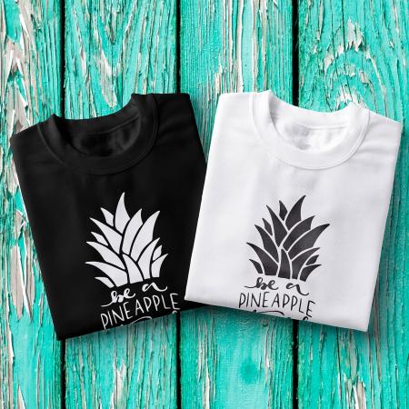 Tricou femei - Be a pineapple1