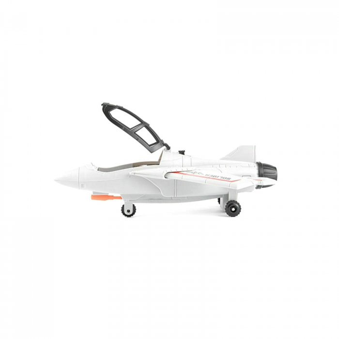 Avion militar cu figurina si accesorii A.R.M.Y 1