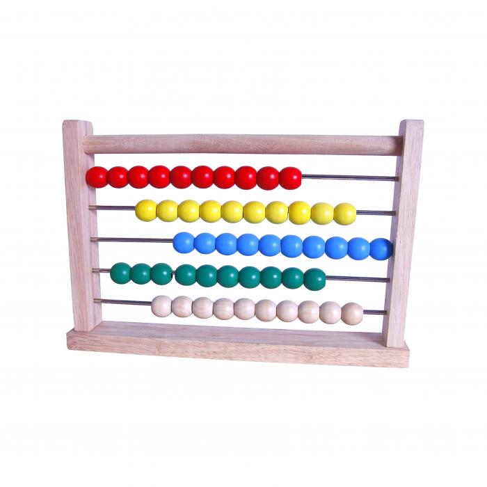 Abacus din lemn, Ferry Jouets 0