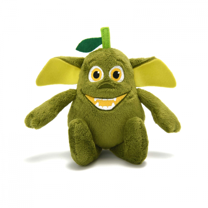 Misfits, set 6 figurine din plus, legume si fructe, 11 cm 3