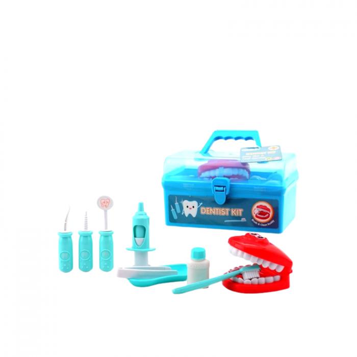 Trusa de dentist in cutie, 10 accesorii [0]