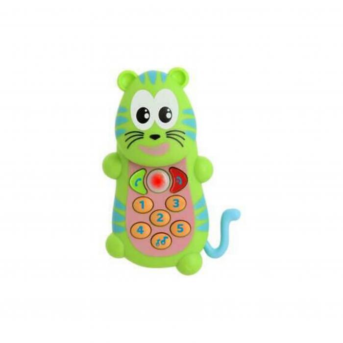 Tigru, telefon de jucarie, Infini Fun [0]