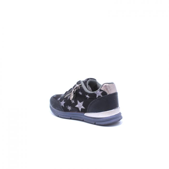 Pantofi sport fete, Sprox 427601, negru, 28-34 EU 4