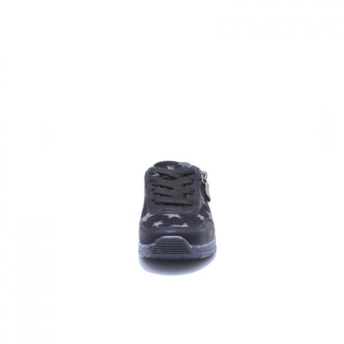 Pantofi sport fete, Sprox 427601, negru, 28-34 EU 5