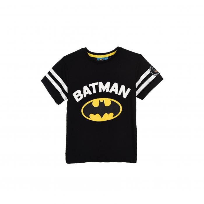 Tricou Batman, negru/albastru, 3-8 ani 0
