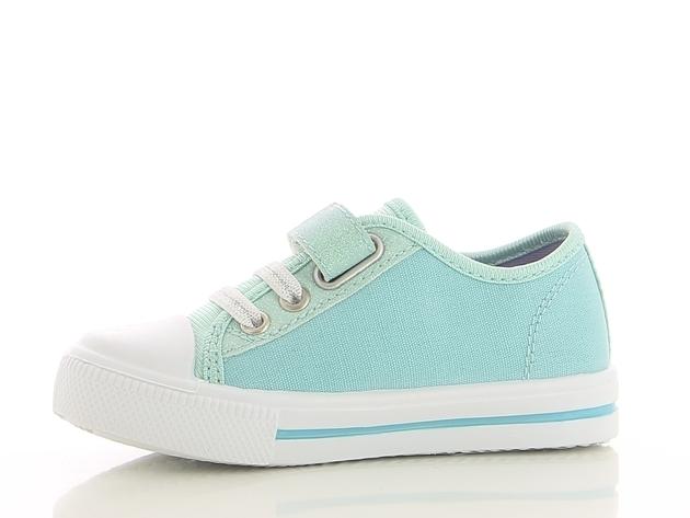Pantofi sport Frozen, culoare turquoise, 24-30 EU 2
