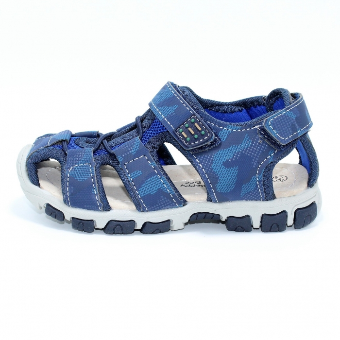 Sandale piele Navy 0
