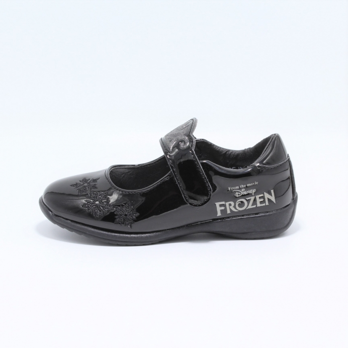 Pantofi de lac cu bareta, Frozen, 24-31 EU 1