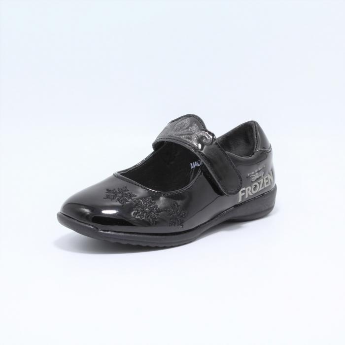 Pantofi de lac cu bareta, Frozen, 24-31 EU 3