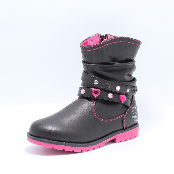 Ghete negre Hello Kitty, 29-33 EU 1