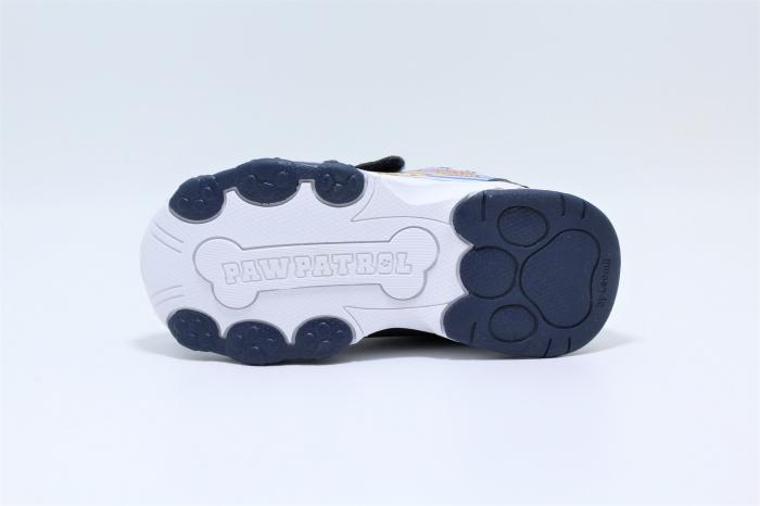 Pantofi sport cu luminite, licenta Paw Patrol (Patrula Catelusilor) 4