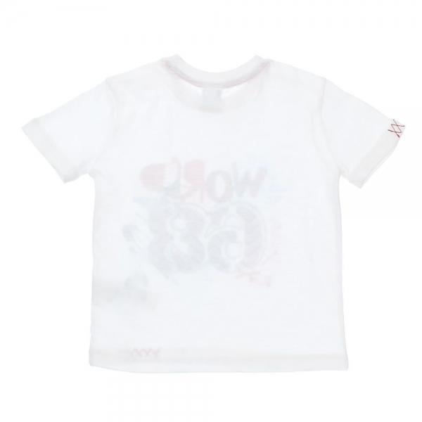 Tricou alb Charanga 2-6 ani 1