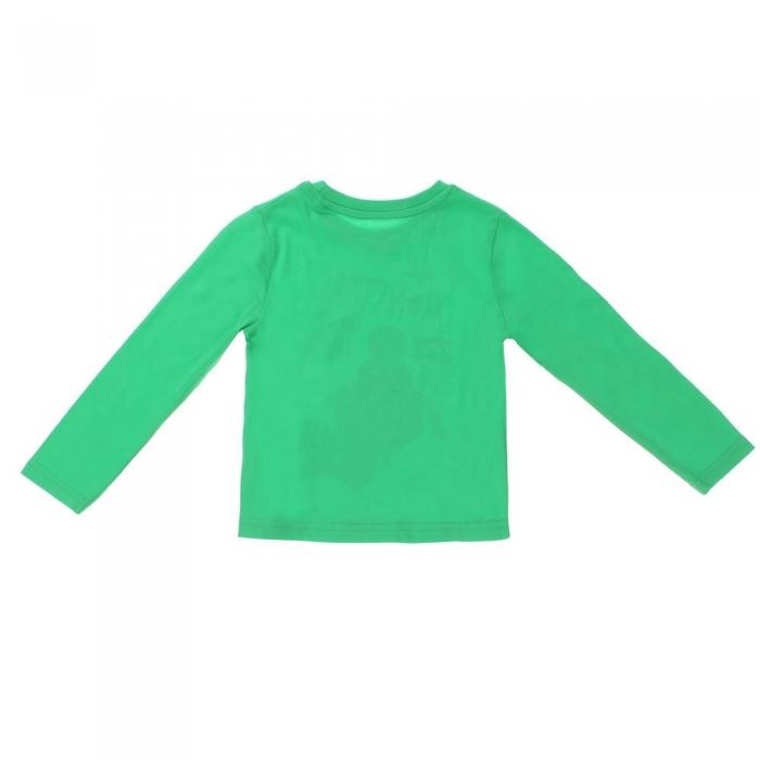 Bluza Lupilu Monster 2-5 ani verde 1