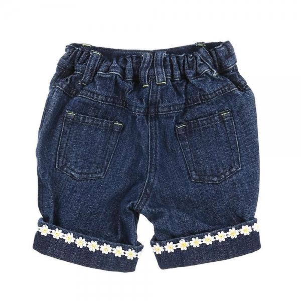 Pantaloni scurti fete, brand George, denim, 2-5 ani [1]