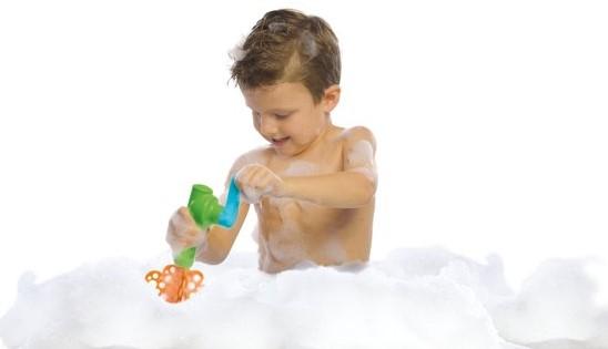 Spuma de baie cu mixer 1