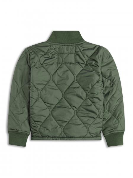 Jacheta matlasata verde 1