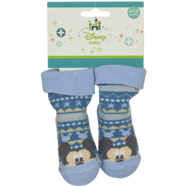 Set sotele baby boy Mickey Mouse 2