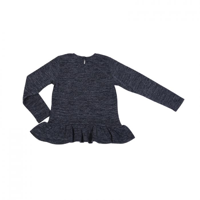 Bluza Mini Mignon, Bleu/Gri Deanville TS013, 6-16 ani 1