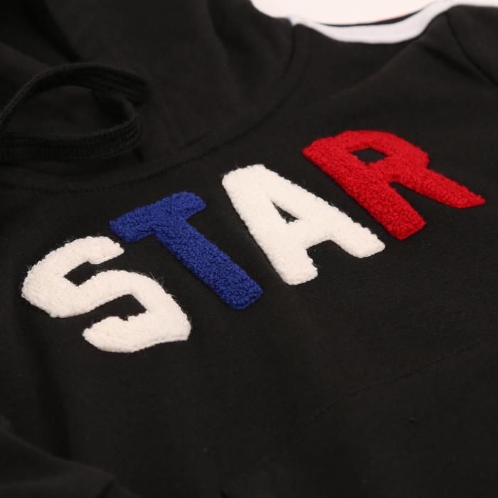 Bluzon cu gluga, US Free Star, 2-5 ani 2