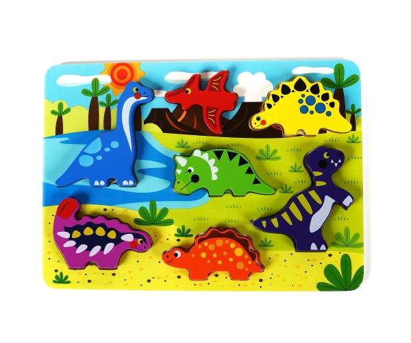 Puzzle Dinozauri [0]